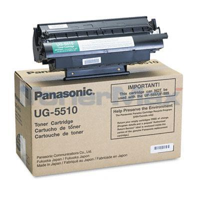 PANASONIC UG-5510 DX-800 TONER BLACK